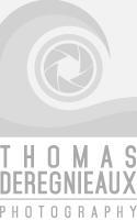 Thomas deregnieaux photography Logo